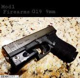 For Sale: Mod1 Firearms Glock 19