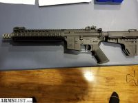 For Sale: 9mm AR Pistol