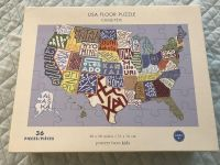 Pottery Barn kids USA floor puzzle