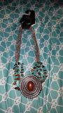 NWT Turquoise Necklace and Earrings