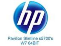 HP Pavilion Slimline s5700 series system repair (Factory