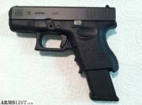 For Sale: Glock 26 (9mm)