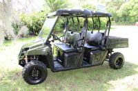 2014 Polaris Ranger Crew 570 EFI Side x Side Utility Vehicles Palatka, FL