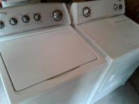 Whirlpool washer and dryer delivered