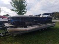 2017 Cypress Cay SEABREEZE 233 CWDH TRI-TOON Pontoons Boats Kaukauna, WI