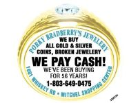 PORKY BRADBERRY'S JEWELRY WE BUY ALL GOLD ...