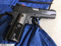 For Sale/Trade: COLT LTWT WILEY CLAP 45ACP