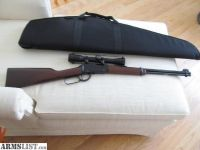 For Sale: 22 Henry lever action