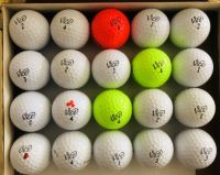 20 Vice Pro Soft used golf balls near mint condition