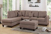 LARGE SECTIONAL FREE OTTOMAN