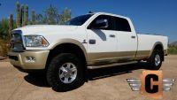 2013 Dodge Ram 2500 4WD Crew Cab Longbed Laramie Longhorn Diesel 1Owne
