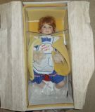 New Kelloggs Snap Crackle Pop Katie Doll By Thelma Resch 1999 W COAuthenticity