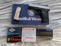 For Sale: Smith and Wesson 40 Cal