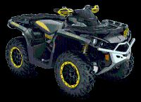 2018 Can-Am Outlander X XC Utility ATVs Billings, MT
