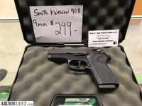 For Sale: Smith & Wesson 908