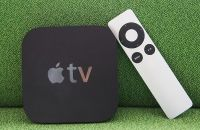$100, Apple TV almost new used once, 3rd generation with box, will trade