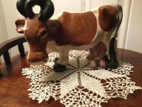 Adorable Vintage Whimsical Cow