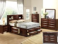 QUEEN STORAGE BED WITH MATTRESS $599
