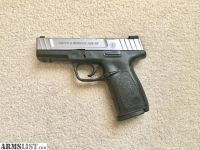 For Sale: S&W SD9VE