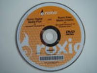 Sonic Digital Media Plus and Roxio Easy Media Creator for