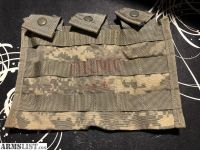 For Sale: acu camo ar15 magazine carrier