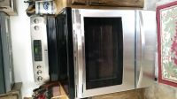 Kenmore Glass-top Electric Stove/Convection Oven - Like New!