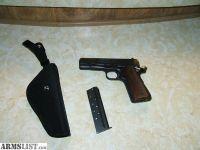 For Sale: Colt Commander