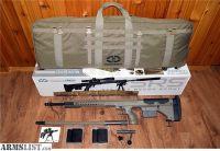 For Sale: Desert Tech SRS A-1.338 Lapua.243 Barrel Extra Bolt & Mags Soft Case