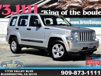 2012 Jeep Liberty 4WD 4dr Sport Latitude