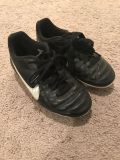 Nike soccer cleats - size 12c