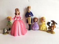 Huge Lot of Sophia the First Action Figures! Great Condition! Take all for $7.50