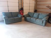 Couch/Sofa and Loveseat Set