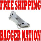 Sell PAUL YAFFE BAGGER NATION SUPER CLAMP 1 PIECE RISER CLAMP HARLEY TOURING FLH FLHX motorcycle in Zieglerville, Pennsylvania, US, for US $59.90