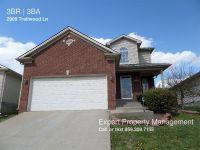 Single-family home Rental - 2909 Trailwood Ln