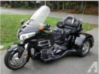 2006 Honda Gold Wing Trike AUDIO COMFORT