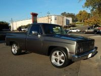 1986 Chevrolet Pickup C10 Fleetside