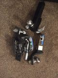 Various trailer hitch receivers