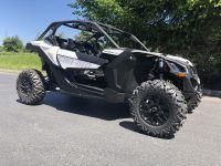 $19,999, 2018 Can-Am Maverick X3 Turbo White