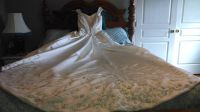 NEW Wedding gown  shoes (Lockport, LA)