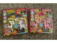 My Little Pony POP 2 sets, new!