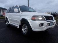 2000 Mitsubishi Montero Sport 4dr LTD