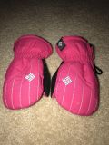 EUC Columbia Toddler Mittens, One Size