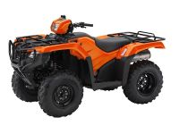 2016 Honda FourTrax Foreman 4x4 Utility ATVs Long Island City, NY