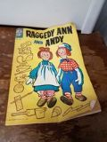 Vintage Raggedy Ann and Andy magazine