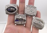 SEATTLE SEAHAWKS CHAMPIONSHIP REPLICA RINGS (4 different designs) *** NEW ***