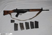 For Sale: CETME .308 Battle Rifle w/ 6 magazines Great shooter cycles perfect