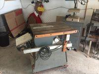 Vintage Craftsman Table Saw
