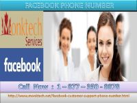 Dial Facebook Phone Number to Obtain by Experts 1-877-350-8878