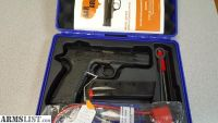 For Sale: SAR ARMS B6P 9MM SA PISTOL EXC