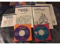 Learning Company Read, Write & Type, Out Numbered CD-ROM